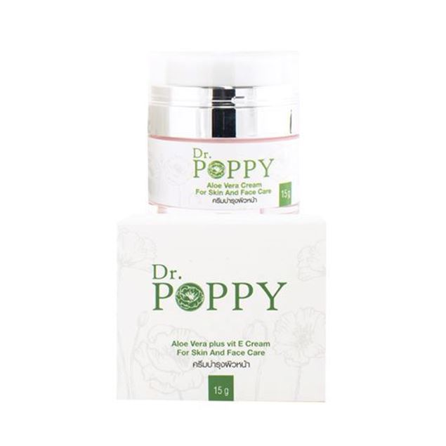รูปภาพของ Dr.Poppy Face Cream Anna House