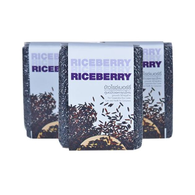 Picture for category Riceberry Rice