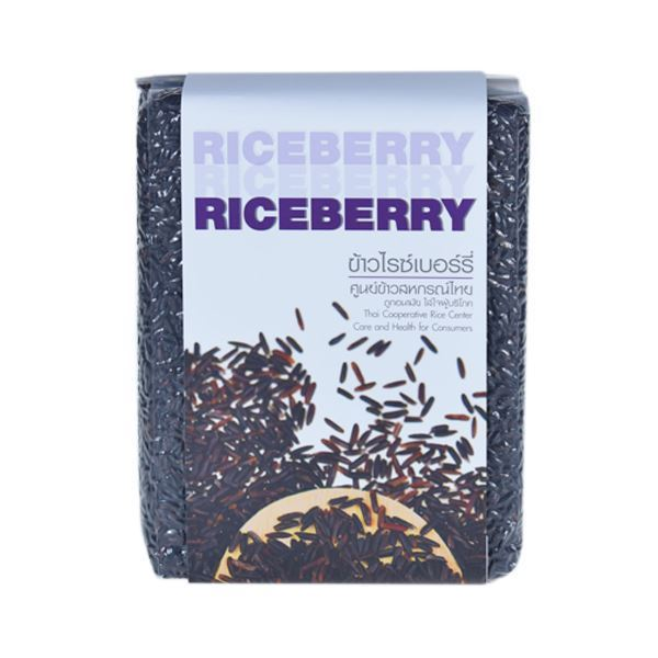 Picture of ACFT Riceberry Rice 1 Kg.